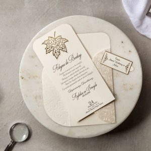 Wedding Davetiye 8417